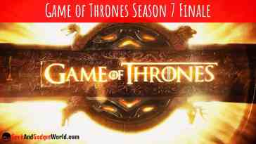 Game Of Thrones Season 7 Finale