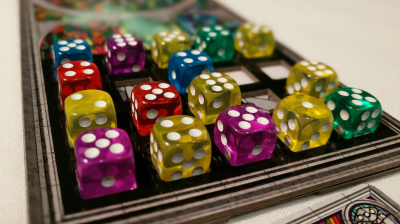 Different Sides to a Die: Three Unique Dice Games | Geek and Sundry