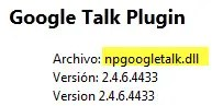Plugin de Google talk