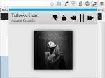 Usa las teclas multimedia en páginas como Google Music, Rdio, Spotify, Pandora…