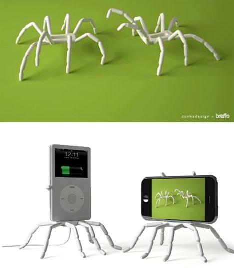 Spider Podium