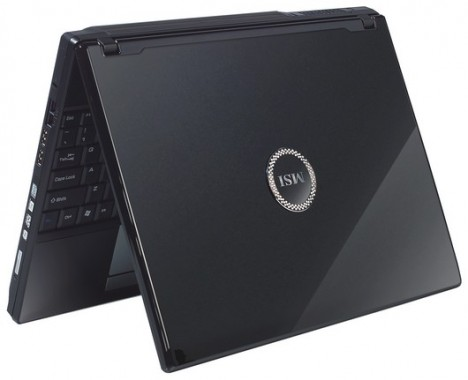 netbook Wind U134DX Crystal