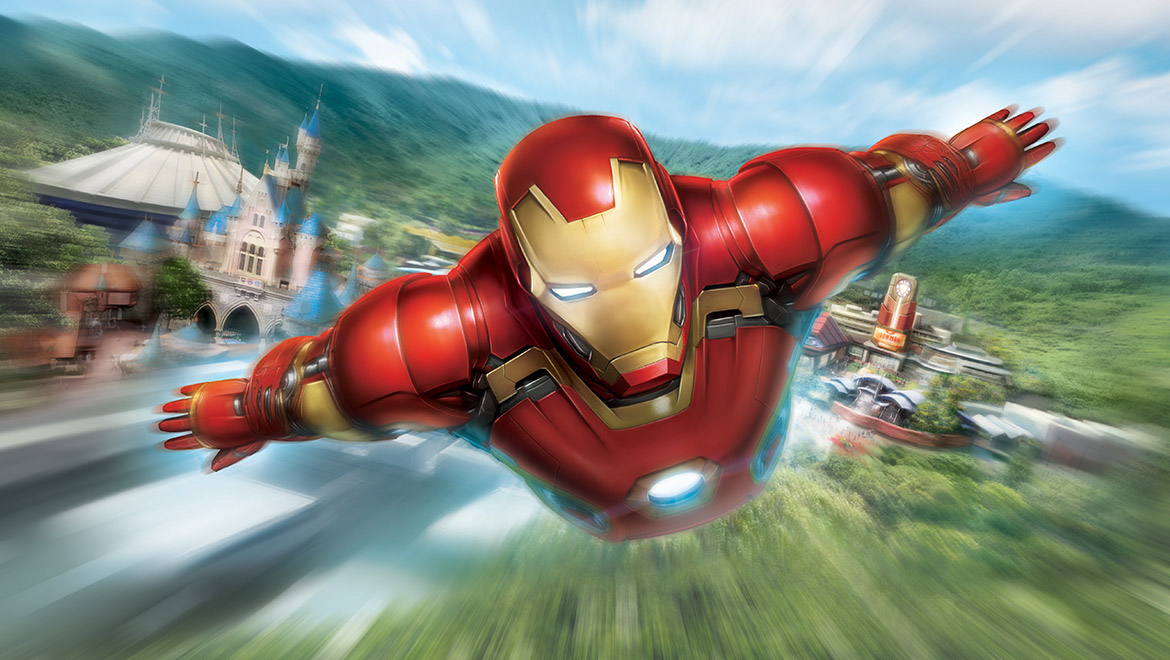 The Iron Man Experience in Hong Kong Disneyland is not to be missed     The Iron Man Experience in Hong Kong Disneyland is not to be missed