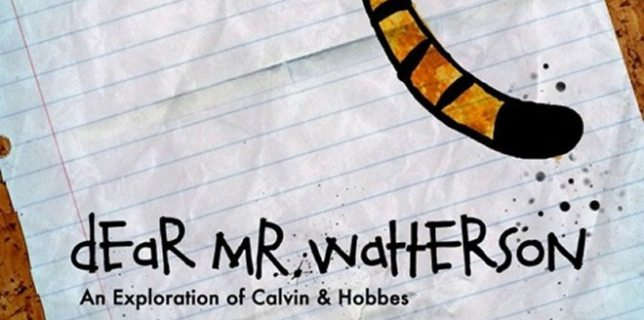 The original soundtrack for Dear Mr. Watterson is available online