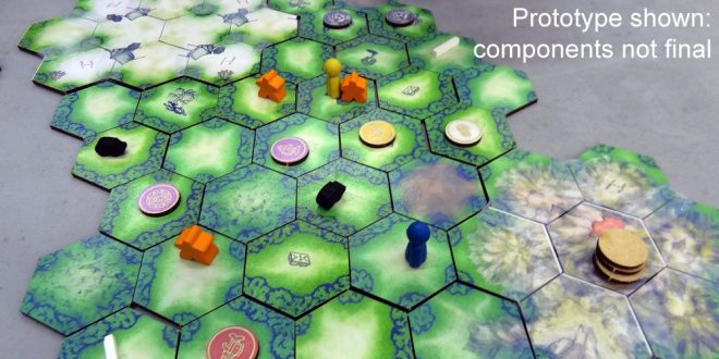 relic game prototype