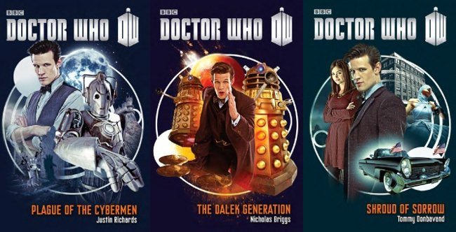 ThreeDoctorBooks
