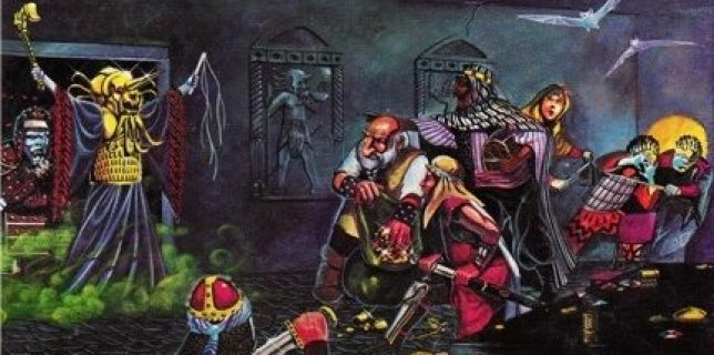 The 10 Best Classic D&D Modules I Ever Played #5: Where's Teal'c When We Need Him?