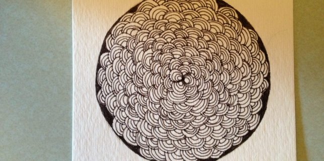 Zentangle Featured Image