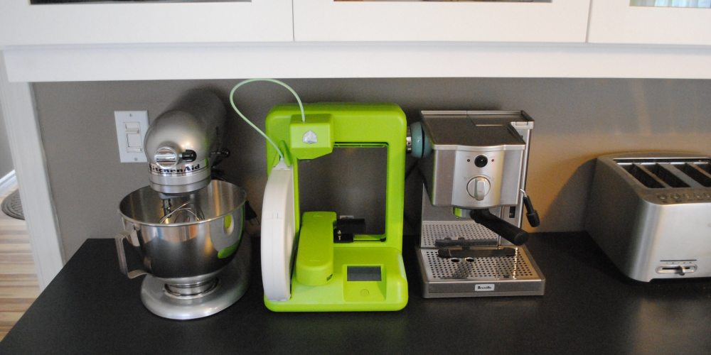3D Printer as appliance PReview