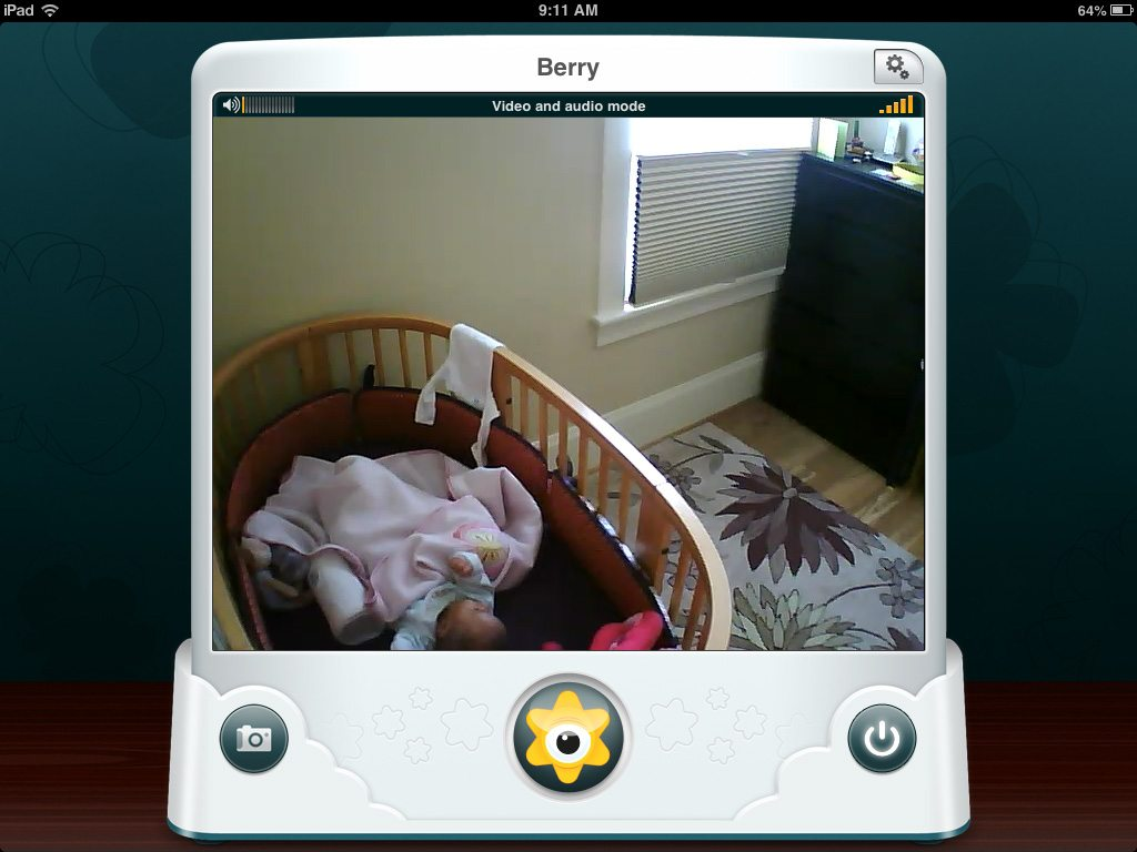 BabyPing screenshot