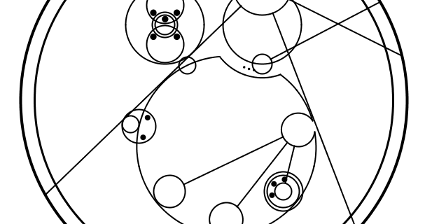 Image produced by program at http://www.shermansplanet.com/gallifreyan