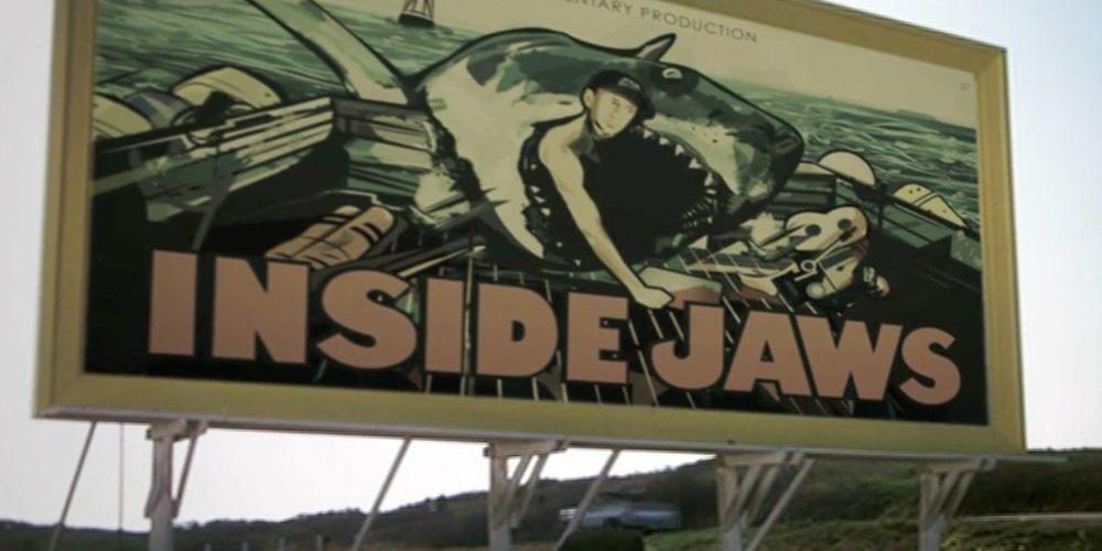 Inside Jaws, by Jamie Benning