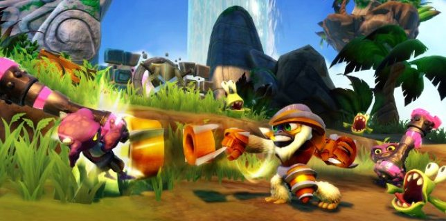 Drilla Grilla - Skylanders Swap Force