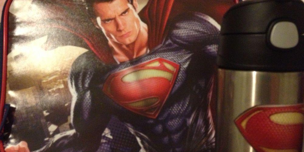 superman resized