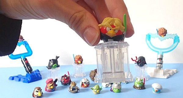 Angry Birds Does Skylanders