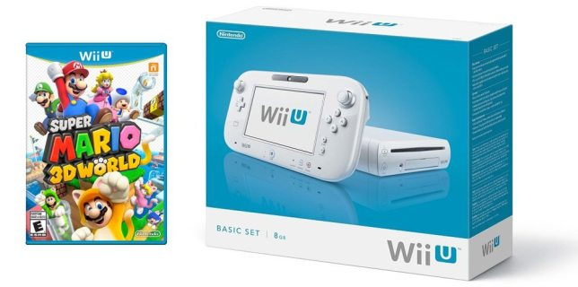 Celebrate Super Mario 3D World Giveaway