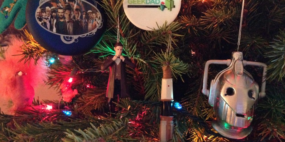 Whovian Holiday Wish List