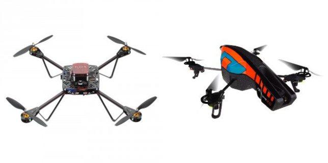 [Parallax ELEV-8] [Parrot AR.Drone 2.0]