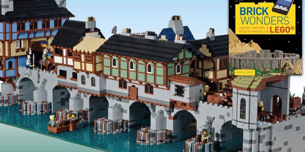 Warren Elsmore's Brick Wonders and London Bridge