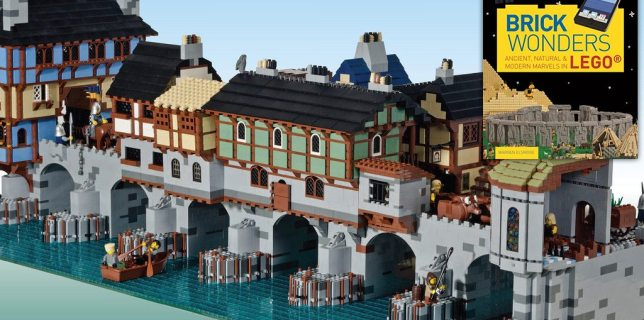 Warren Elsmore Is Back With More <cite>Brick Wonders</cite>