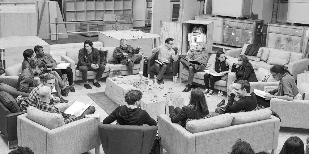 Star Wars Episode VII Cast, via star wars.com