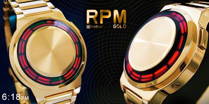 Kisai RPM Gold