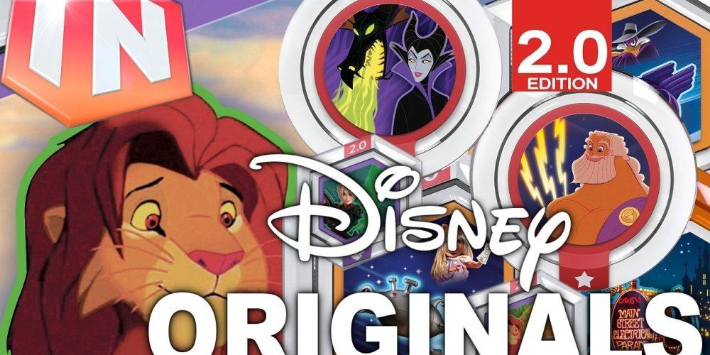 Disney Infinity 2.0: Disney Originals