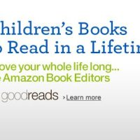 Amazon Presents 100 Children's Books to Read in a Lifetime