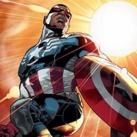 The Old Grey Mare Ain't What She Used to Be: Marvel Announces Falcon Is Captain America