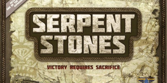 Serpent Stones cover