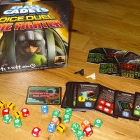 Die Fighter: A Great New Way to Play Space Cadets: Dice Duel