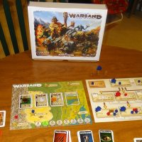 Kickstarter Tabletop Alert: Warband: Against the Darkness