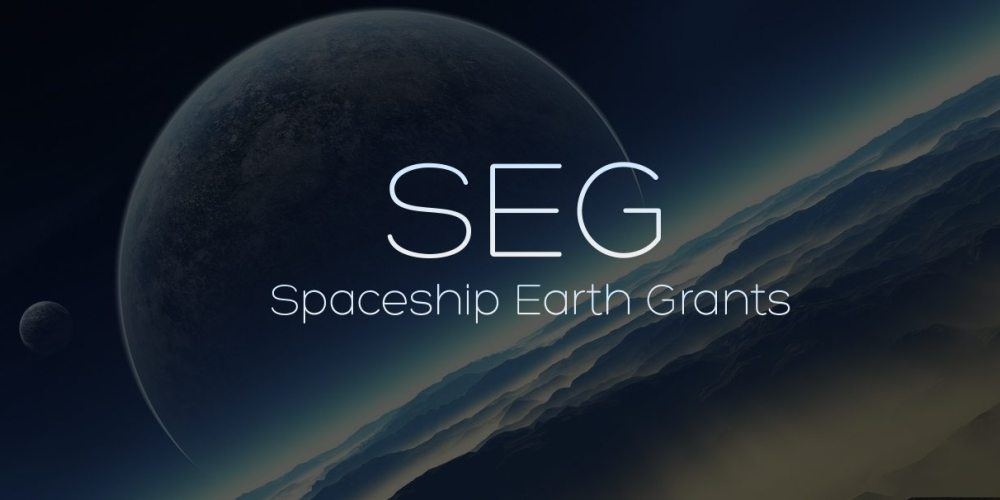 Spaceship Earth Grants Logo