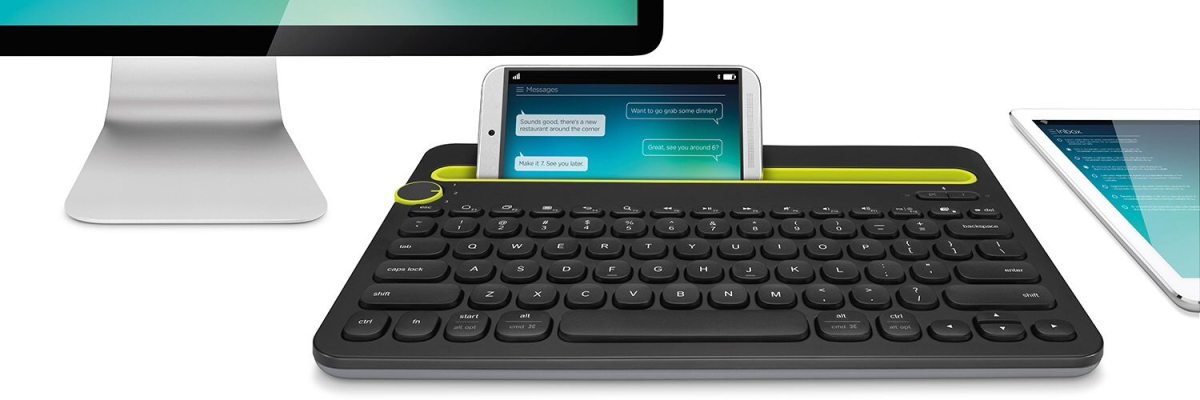Logitech's K480 Is One Keyboard to Rule Them All