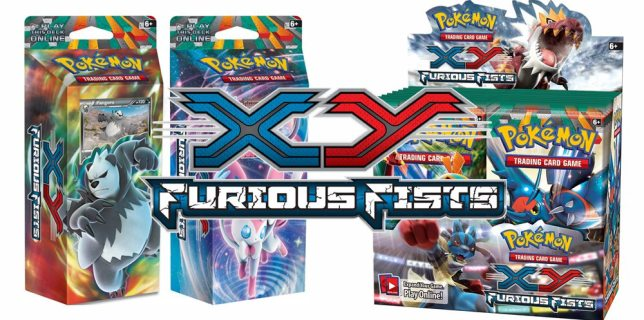 pokemon ccg furious fists