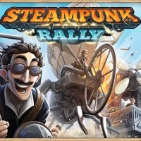Kickstarter Tabletop Alert: Steampunk Rally