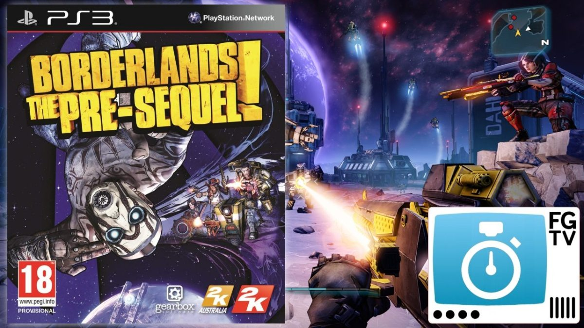 Everything Parents Need to Know about Borderlands: The Pre-Sequel