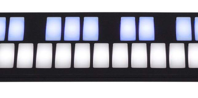 KMI's K-Board USB MIDI Keyboard