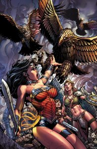 Wonder Woman #37 cover