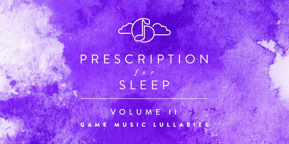 game music lullabies cover