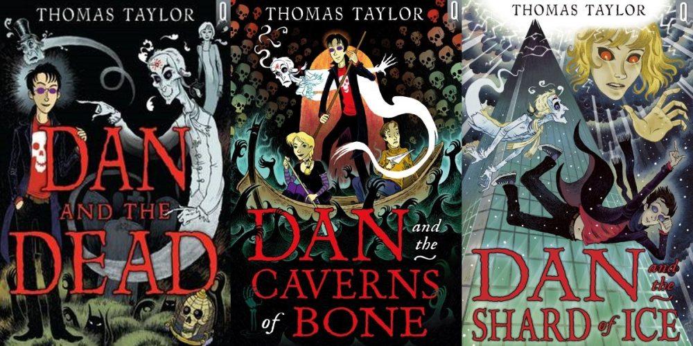 Thomas Taylor - Dan Dead