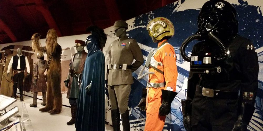 'Star Wars' costumes
