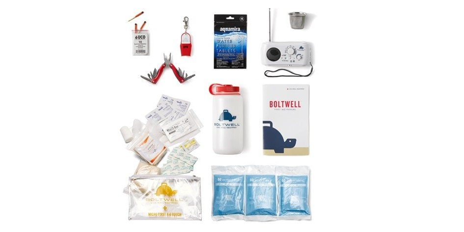 Boltwell B10 Must-Haves Emergency Kit