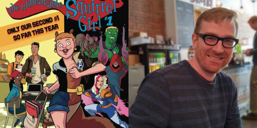 Squirrel Girl and Ryan North