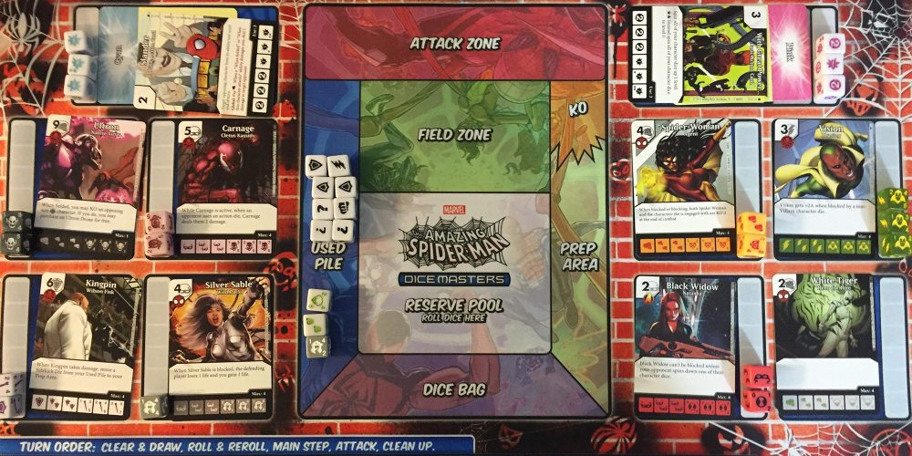 Dice masters cover