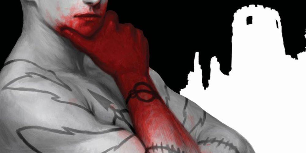 Red Thorn #1, image via Vertigo