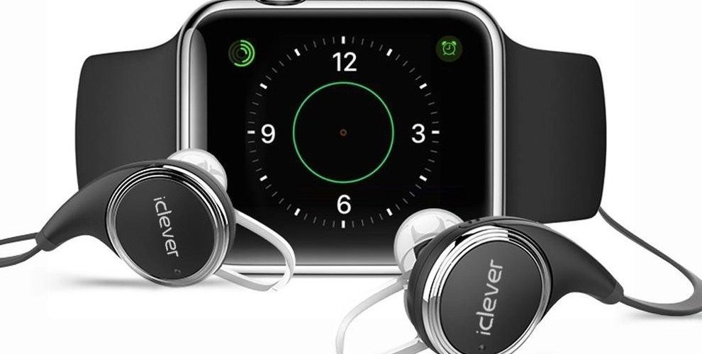 iClever QY8 Sweatproof Bluetooth Sports Earbuds (Image copyright Hisgadget)