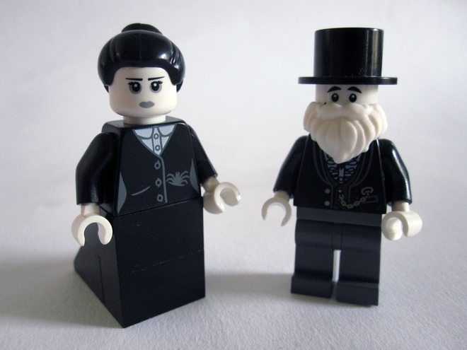 LEGO Lovelace & Babbage