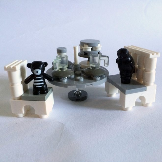Lovelace & Babbage Tea Set