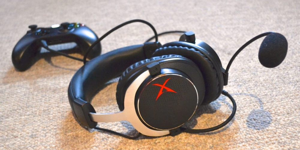 Sound BlasterX H5 headset